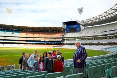 Melbourne City Sports Tour