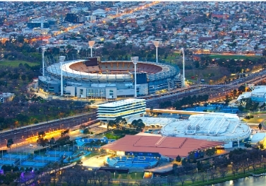 Melbourne City Sports Tour + MCG Stadium Tour